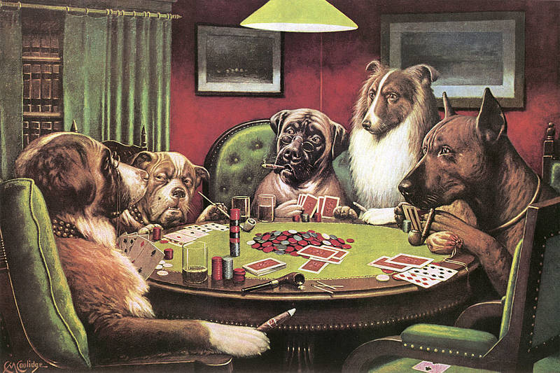 Gambling Dogs