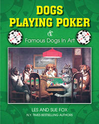 Cover of Les Fox's Dogs Playing Poker book